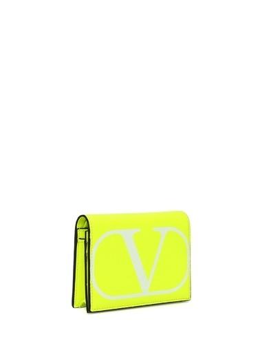 Valentino Garavani Cüzdan Sarı